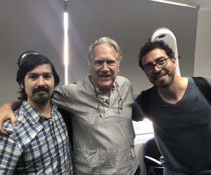 Ben Verdery-Pato Araya, Max Soto